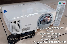 Proyektor BenQ DX808ST (Second)