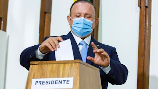 Plenário elege Adolfo Menezes e nova Mesa Diretora da Assembleia Legislativa da Bahia