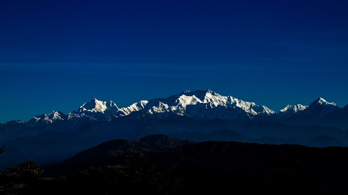 All mighty Kanchenjunga