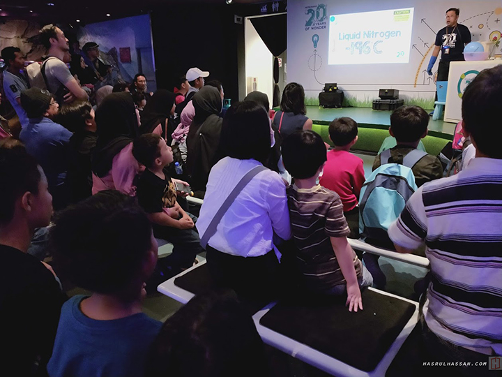 Petrosains KLCC - 20 Years of Wonder