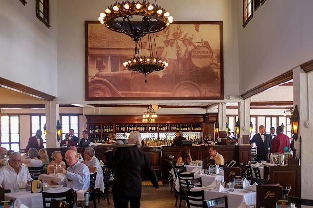 Restaurante Joe's Stone Crab em Miami
