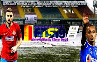 FTS 19 Romania Winter Edition v8.0 by Razvan Gavril Mod APK OBB+Data
