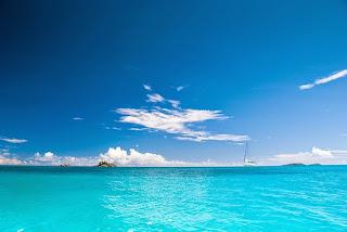 Africa Seychelles St-Pierre Islet photo by Didier Baertschiger