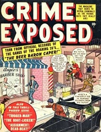 Crime Exposed (1950)