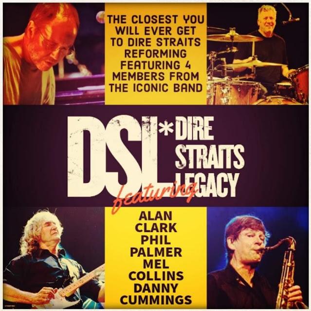 Dire Straits Legacy в России