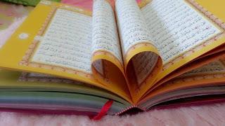 Ganjaran dan Fadhilat Membaca Al-Quran