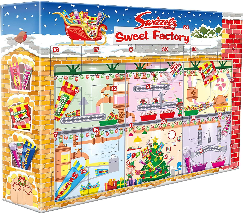 Swizzles Sweet Factory