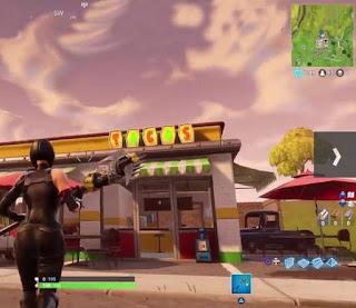 Fortnite, Taco Shops, Tomato Town, Pizza Restaurant