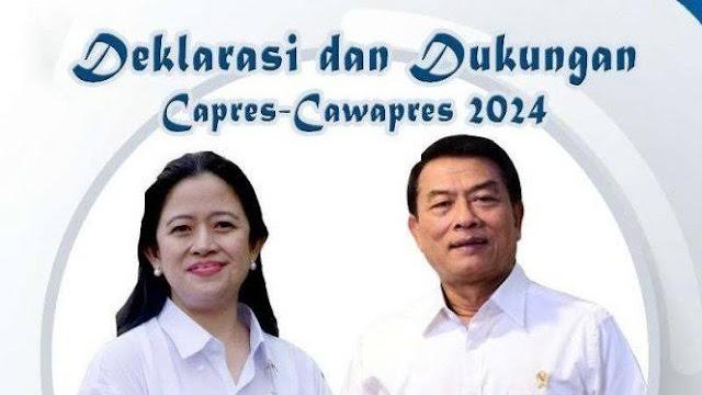PD Balas Kubu KLB soal Poster Puan-Moeldoko 2024: Yang Kebelet Nyapres Siapa?