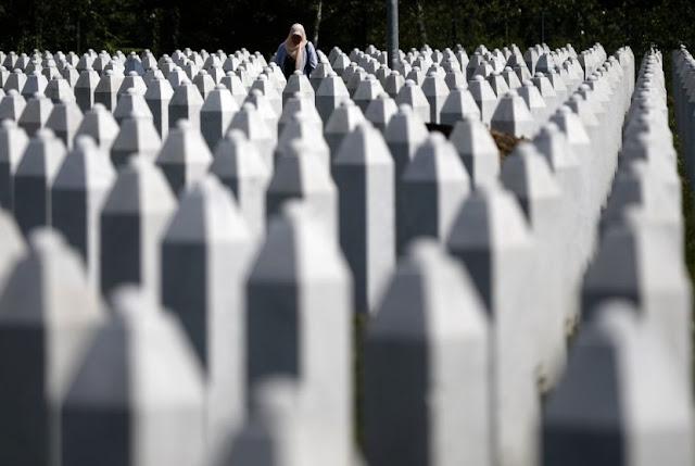 Ketika Dunia Terlupa Pembantaian Muslim Bosnia