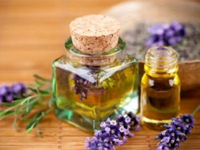 Lavender oil for relaxation