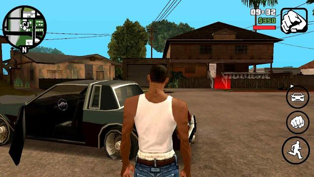 GTA San Andreas Apk Free Download