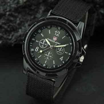 Đồng hồ thời trang dây dù Army