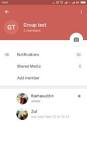 Cara Membuat Grup di Aplikasi Telegram 7