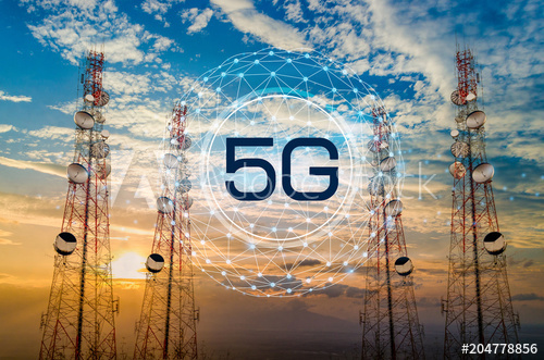 How to launch 5G network in india