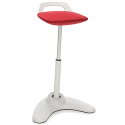 OFM Vivo Height Adjustable Sit To Stand Perch Stool