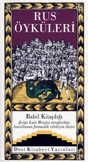 Babil Kitaplığı 21 - Anonim - Rus Öyküleri