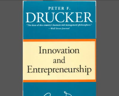 [Peter Drucker] Innovation and Entrepreneurship English Book in PDF
