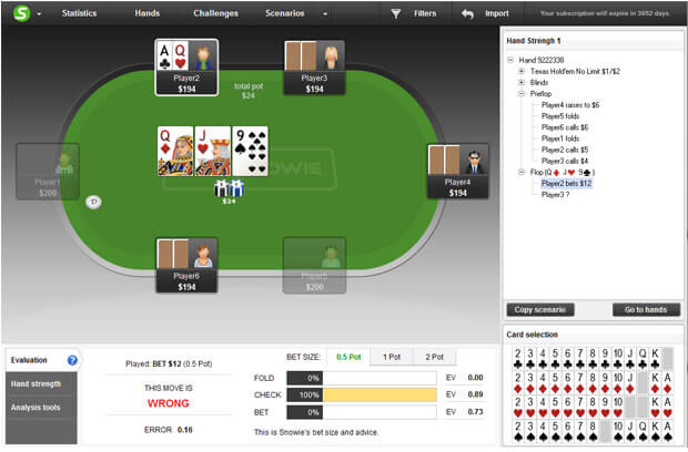 Best poker software pokersnowie