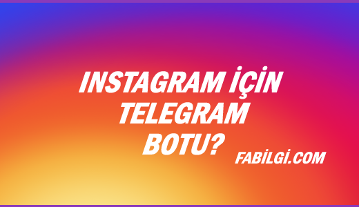 Instagram Beğeni Hilesi Sınırsız InstaRally Botu Telegram Temmuz 2020