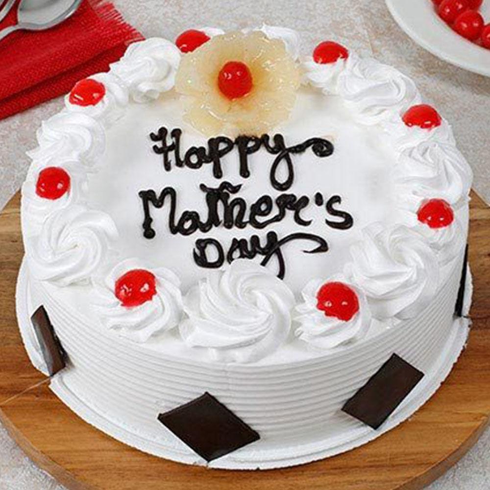 Happy Mothers Day Cake Idea 2021
