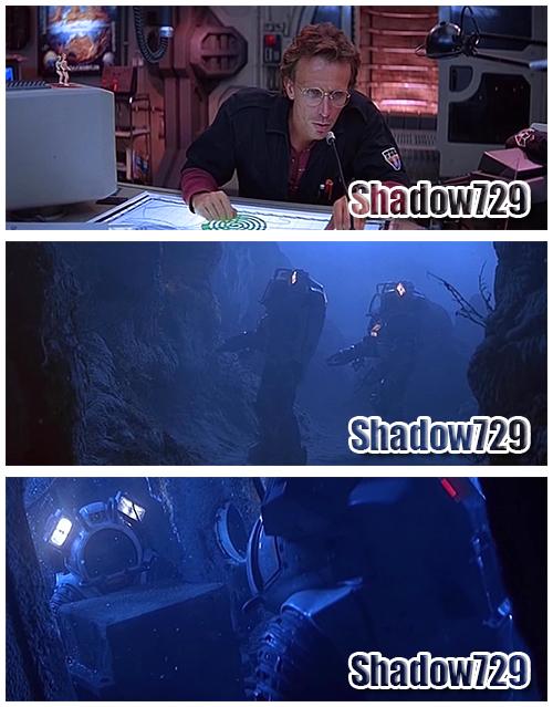Leviatán: El Demonio del Abismo (1989) 1080p H264 Dual
