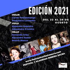 III FEST CLÁSICO RIBEIRA SACRA,2021