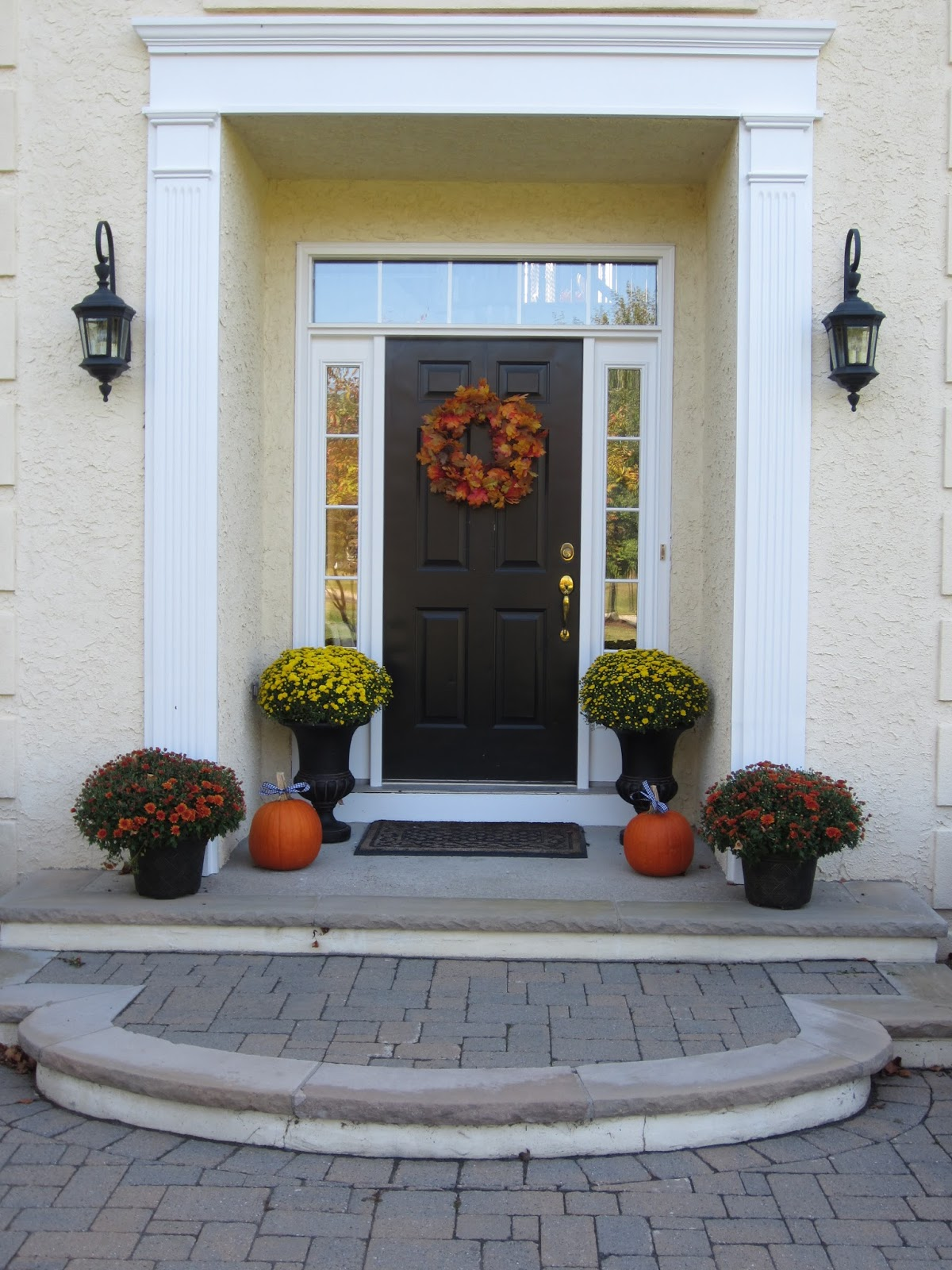 Ideas for Fall - Front Porch Decorating