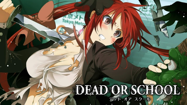 DEAD OR SCHOOL Arrives on PlayStation4 and Nintendo Switch within Europe and North America