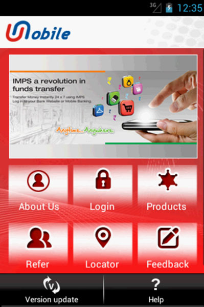How to activate union bank of india mobile banking step by - Funformobile com login ...