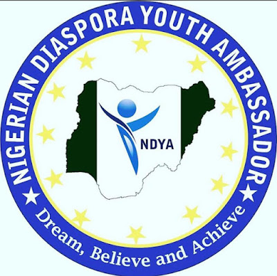 Press Release from the president of Nigerian Diaspora Youth Ambassadors, Europe