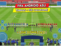 FIFA World Cup 2010 PPSSPP Android Best Graphics English Version Commentary Fix Callname & Timnas Indonesia