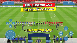 Download FIFA World Cup 2010 PPSSPP Android Best Graphics English Version Commentary Fix Callname & Timnas Indonesia