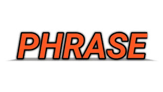 What is phrase in English Grammar, phrase meaning in bengali