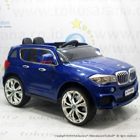Pliko PK9808N New BMW X5 2XL With Tire Rubber Rechargeable-battery Operated Toy Car
