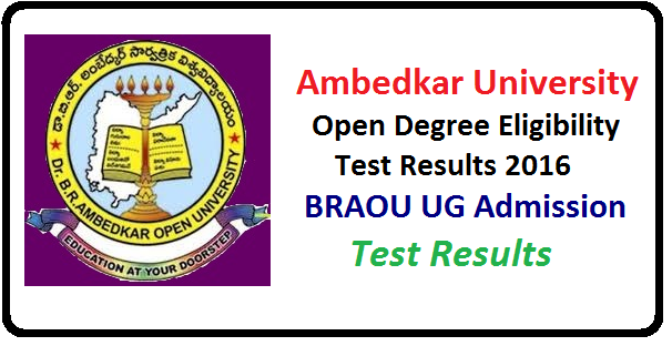 Ambedkar University» BRAOU UG Admission Test Results» https://www.braouonline.in/» Open Degree Eligibility Test Results 2016» Telangana Latest G.O's» Ambedkar University Open Degree Eligibility Test Results 2016 BRAOU UG Admission Test Results/2016/05/ambedkar-university-open-degree-eligibility-test-results-2016-braou.html