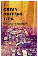 7 Green Driving Tips