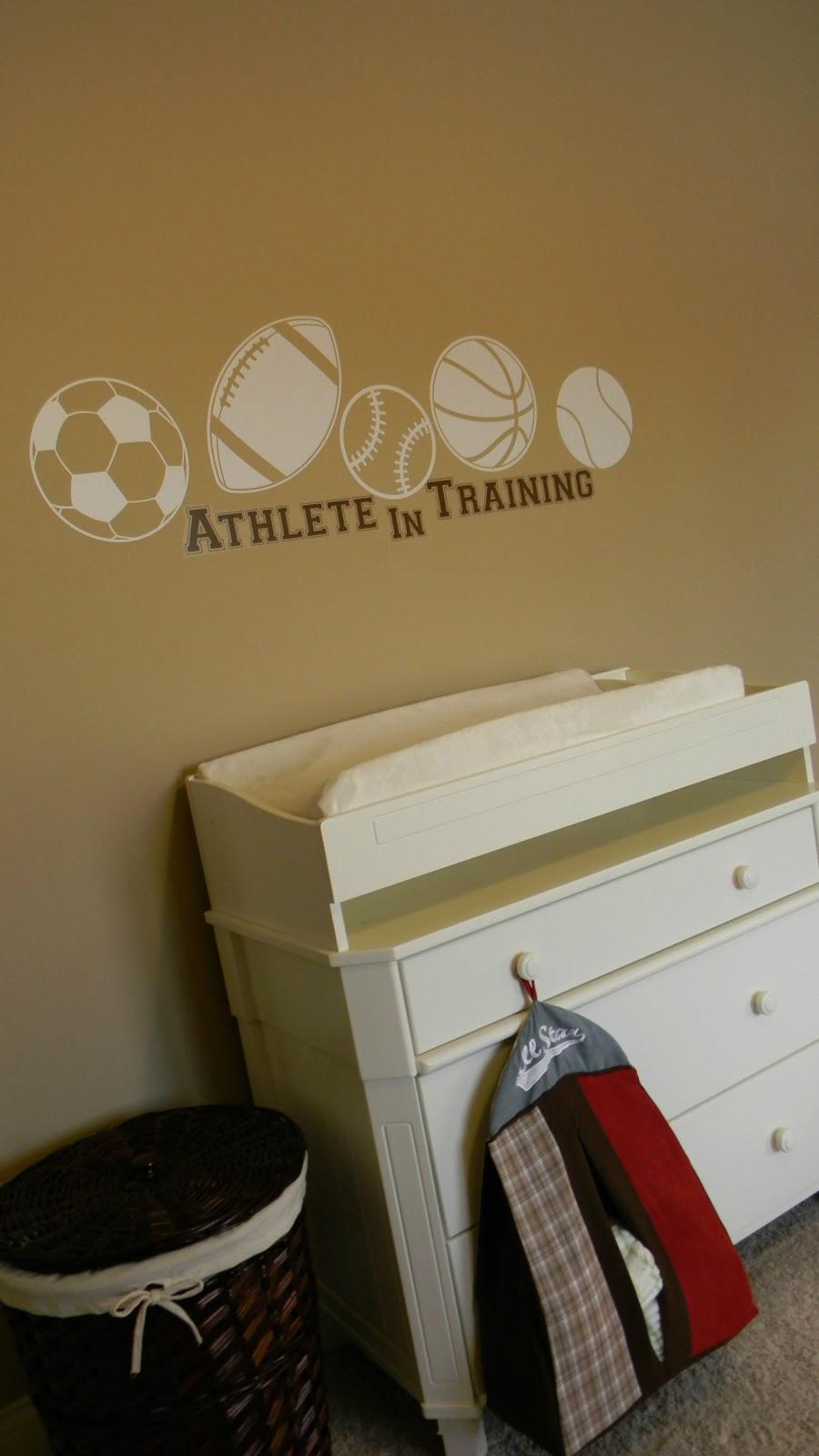 sports themed nursery ideas jonathan steele