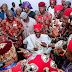 Check Out Buhari in an Igbo Traditional Attire