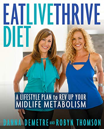 Eat Live Thrive Diet Book www.realfoodblogger.com
