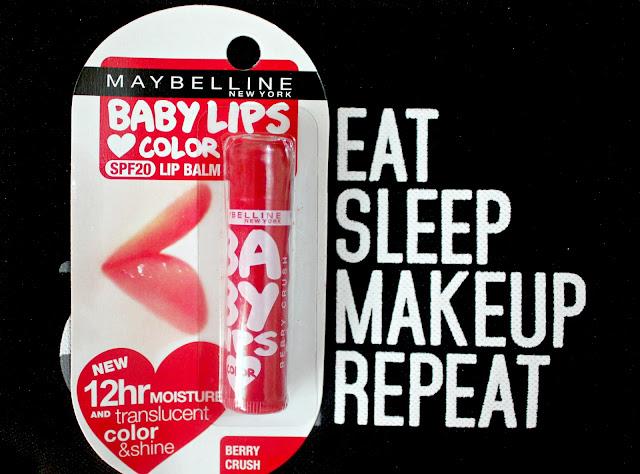 Maybelline Baby Lips Berry Crush Lip Balm