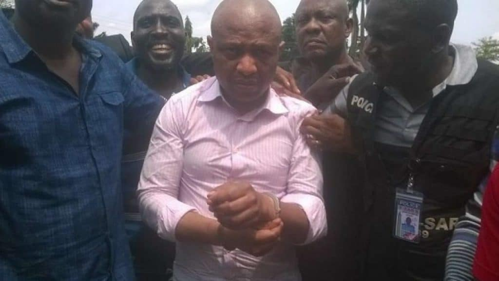 Billionaire kidnapper: Evans broke, can't pay legal fees #Arewapublisize