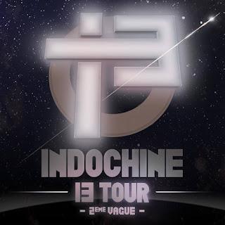 La segunda ola del '13 Tour' de Indochine