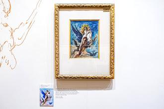 Expo : Les Fables de la Fontaine, oeuvres préparatoires inédites - Musée Gustave Moreau - Jusqu'au 18 octobre 2021