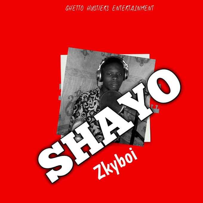 DOWNLOAD MUSIC: Zkyboi - Shayo