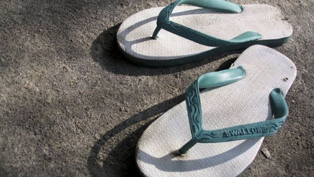 Siapa Bilang Sandal Jepit Aman Bagi Kaki?