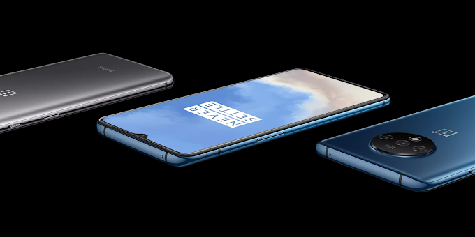 OnePlus 7T with 90 Hz Fluid Display