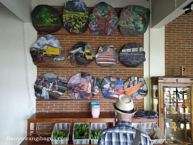indoor cafe 1911 Kalibendo Banyuwangi
