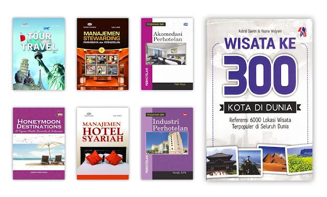 Buku Pengembangan Pariwisata Untuk Koleksi Perpustakaan Desa