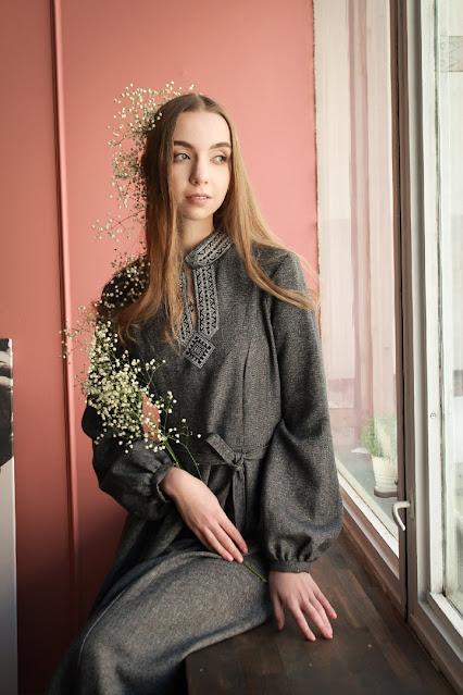 Платье. Модель: PL-496